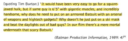 batman prod